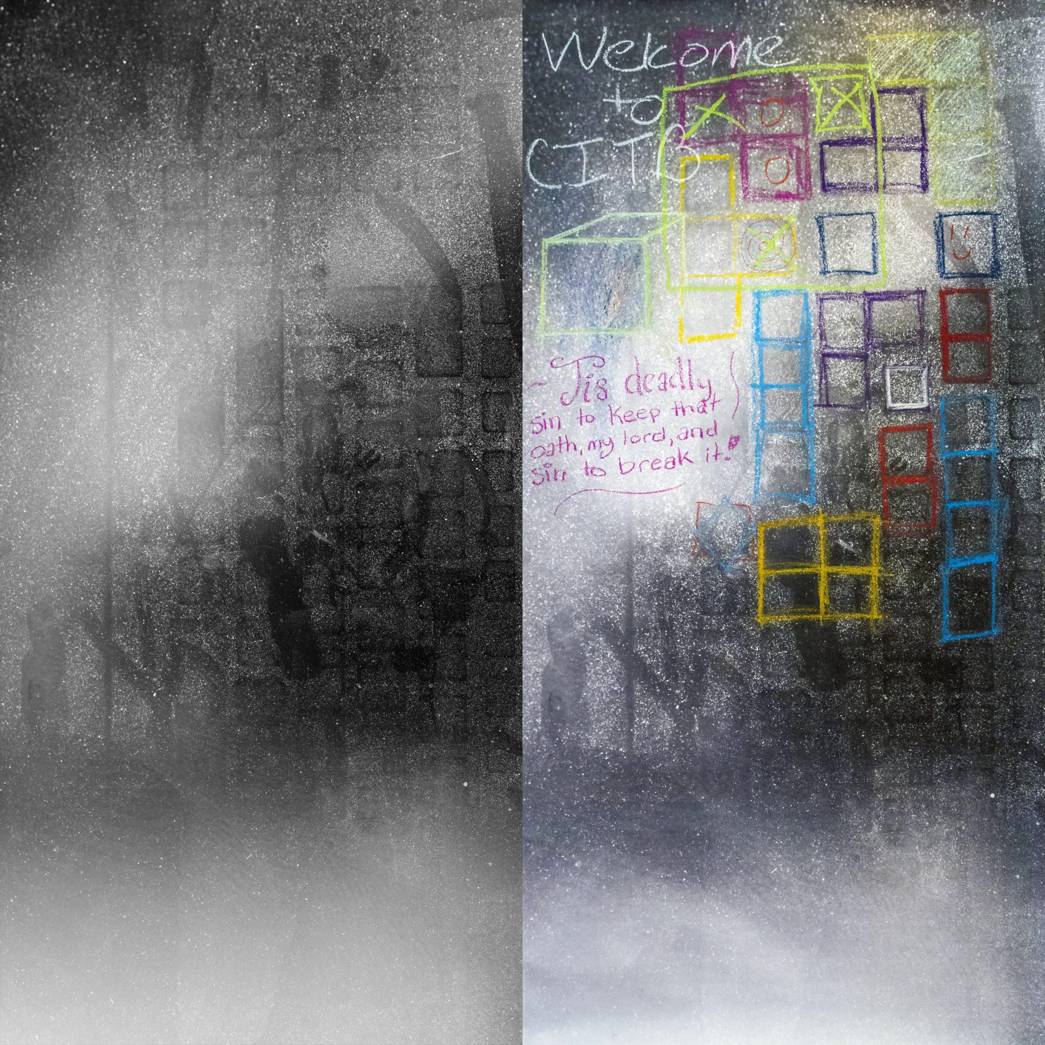 Dust Tetris