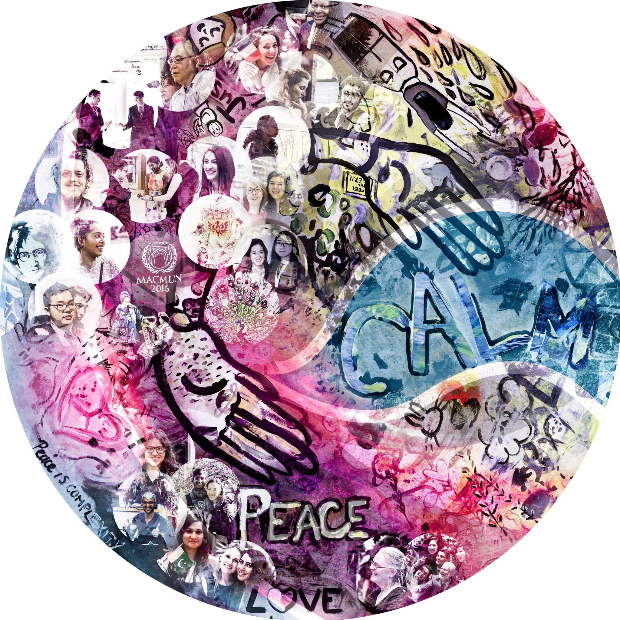 PeaceWeave – Calm