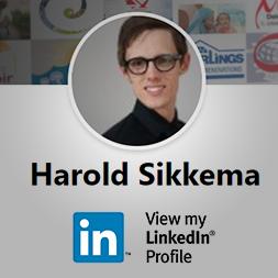 Harold Sikkema - LinkedIn Profile
